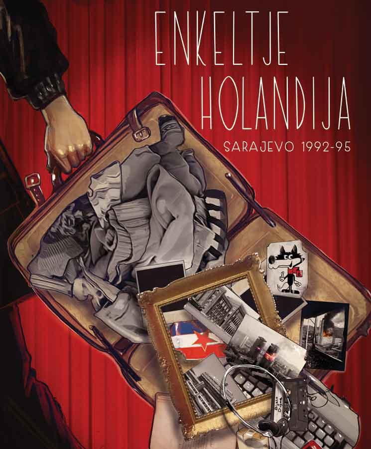 theatervoorstelling enkeltje holandija